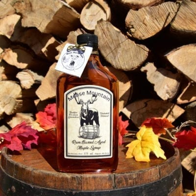 rum maple syrup